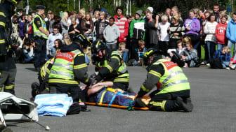 Kristianstads sjuor lär sig om säkerhet