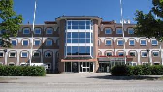 Huvudkontoret på Kungsgatan 86