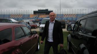 STCCs säljchef föreläser på Hohenthal Racing Academy