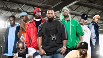 Wu-Tang Clan till Way Out West 2010