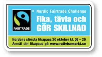 Rekordmånga fikar Rättvisemärkt - det här händer i Malmö