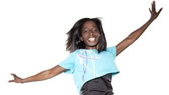 Nyamko Sabuni är en av Svenska Kalenderflickorna 2012