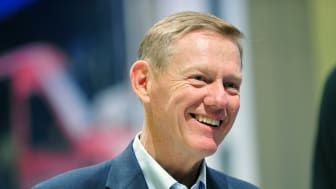 Fords VD Alan Mulally utsedd till Financial Times Person of the Year