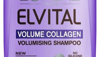 Elvital Volume Collagen Shampoo, 250ml