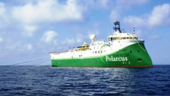 Polarcus starts Taranaki shoot