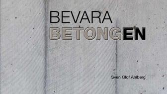 Pressinbjudan - Välkommen till release av boken Bevara betongen