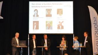 Fyra industrimässor synade framtidens utmaningar på MalmöMässan