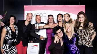 Vinnare Årets Modebutik, Modegalan 2011