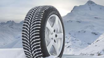 Goodyear modtager dækteknologipris for innovation og dygtighed.