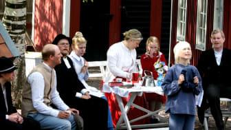 Teckenspråkstolkning i Astrid Lindgrens Värld