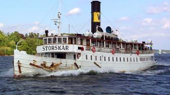 Waxholmsbolaget flyttar avgångar under ÅF Offshore Race
