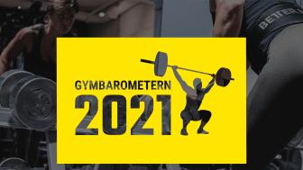 Gymbarometern genomförs av Gymgrossisten.com - en medlemsundersökning med 4000 respondenter.