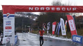 Mohr, Litlere, Moe og Aalrust vant det åttende og siste rittet i Norgescupen i sykkelkross.