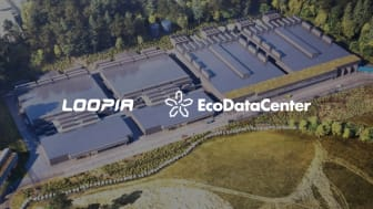 Loopia flyttar in på EcoDataCenter i Dalarna