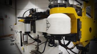 Hydroscand investerar i ny rörbockningsmaskin