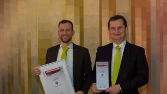 Preisverleihung Landtechnik Innovationspreis an BPW