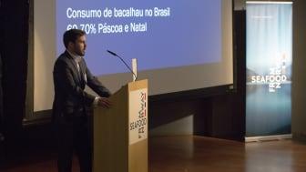 Klippfiskseminar - Vasco T. Duarte