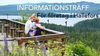Informationsträff för företag i Hällefors – 20/11