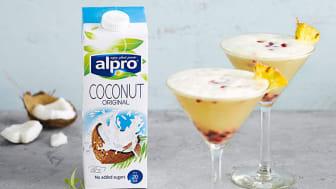 Alpro Coconut Original – endelig i Norge