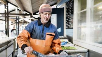 Webbinariet presenterar strategin och dess handlingsplaner samt innehåller ett panelsamtal med representanter från de tre områdena yrkesfiske, vattenbruk och fritidsfiske. Foto: Scandinav.