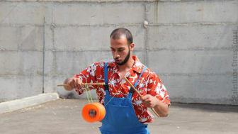 Israel/Palestina: Cirkusartist frigiven