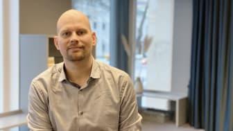Christian Olsson, Materialspecialist och Hållbarhetsansvarig