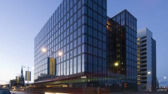 Waterfront Building stärker sin grafiska profil