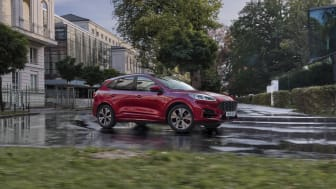 Kuga je nejdůsledněji elektrifikovaný model v dosavadní historii značky Ford