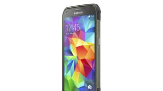 Galaxy S5 Active – Aktiiviseen elämään suunniteltu huippuälypuhelin