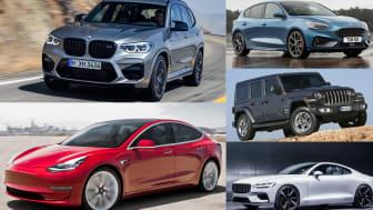 Bilåret 2019: Hvilke biler solgte mest - og hvilke trender peker seg ut for 2020?
