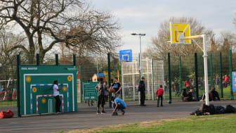 PlayInnovation equipment at Valence Park