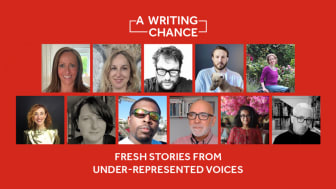 Michael Sheen leads the call for greater inclusivity in the media as support for 11 new writers is announced