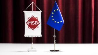MSB skickar stöd med materiel till Kroatien