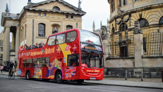 City Sightseeing Oxford - let us show you Oxford