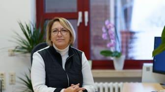 Alessandra Carella ist die neue Chefärztin für Psychiatrie und Psychotherapie der Hephata-Klinik.