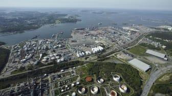 Gothenburg best logistics location in Sweden
