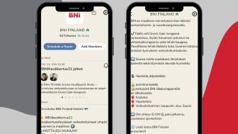 BNI FInland Clubhouse on uusi sosiaalisen median verkostoitumiskanavamme