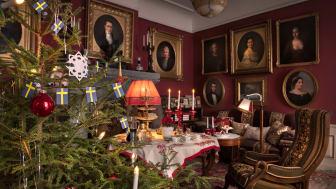 Julstämning på Julita gård. Foto: Peter Segemark/ Nordiska museet