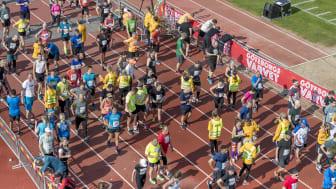 Göteborgsvarvet kommer inte att genomföras den 16 maj 2020
