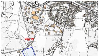 Handels- och serviceområde i Karlshamn