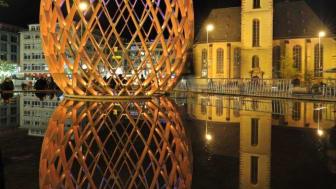 Luminale 2016 Frankfurt – spektakulært lysshow i «Mainhatten»