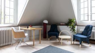 Gästbostäderna kommer att vara tillgängliga för allmänheten mellan den 8 september och den 13 oktober 2019. Fotograf Raphaël Dautigny.