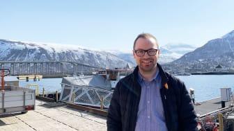 Tom-Jørgen Gangsø (Foto: Norges sjømatråd)