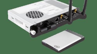 SMART Board iQ med inbyggt Intel Compute Card med Win10 Pro