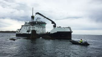 The Norwegian Coastal Administration has signed up to Kongsberg Digital's Vessel Insight data infrastructure service