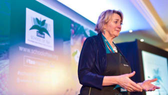 Betty Koster, föreläsare och ost-konnässör från Nederländerna