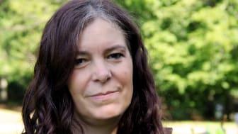 Cissi Carlsson, ny fastighetschef för Videum AB. FOTO Anna Joanzón