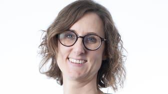 Kristina Hansen, vd Structor Byggteknik Dalarna, vill öka jämställdheten i byggbranschen. Foto: Structor