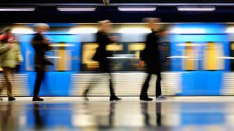 Miljöbild Storstockholms Lokaltrafik