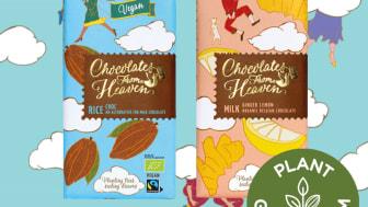 Himmel och chokladpannkaka!